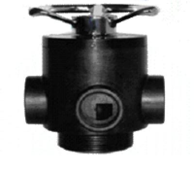 Многоходов ръчен клапан с керамична основа серия М88