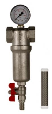 Метален филтър тип FHMB