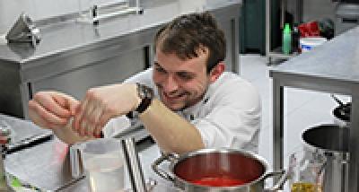 Вода използвана в кулинарията
