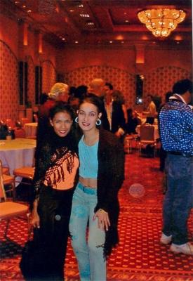 Monika & Ruby Karen