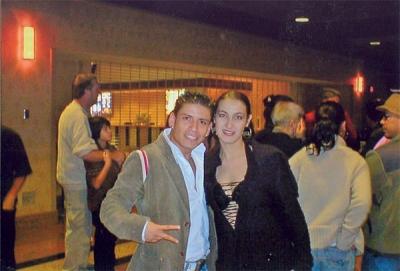 Monika & Luis Vazquez