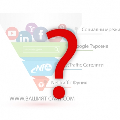����� � ��� ������ ����� (Net Traffic Funnel)