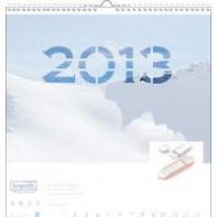 Многолистови календари без предпечат