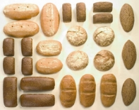 Серия Ръжени диетични хлябове (план)