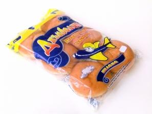 Хлебчета Джъмболино със сусам