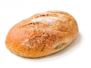 Пълнозърнесто хлебче