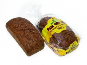 Руски черен хляб