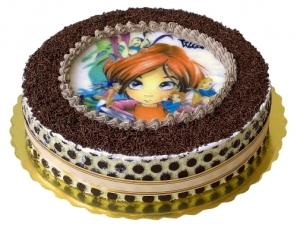 Торта Witch