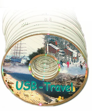 CD етикети