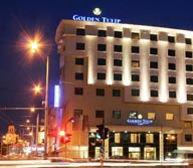 Варна- хотел Голън Тюлип презентации организирани от Максофт Нет - Варна Golden Tulip