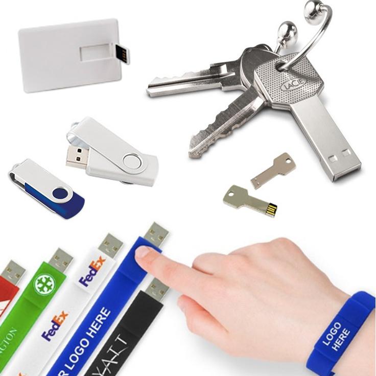 USB флаш памети