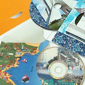 CD обложки