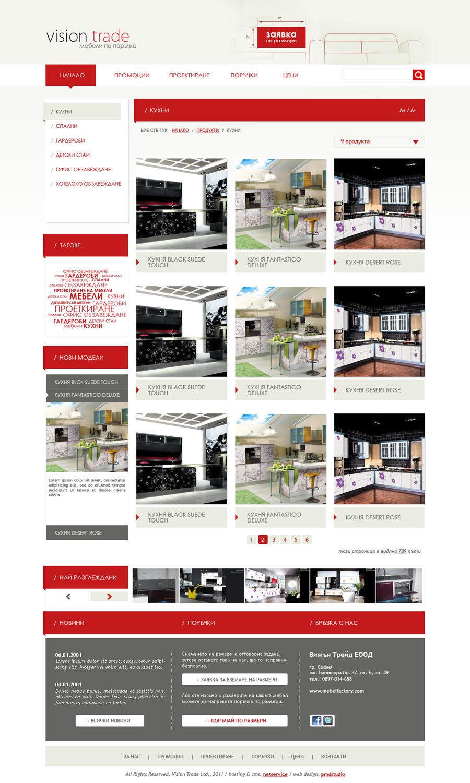 Mebelfactory.com - продукти
